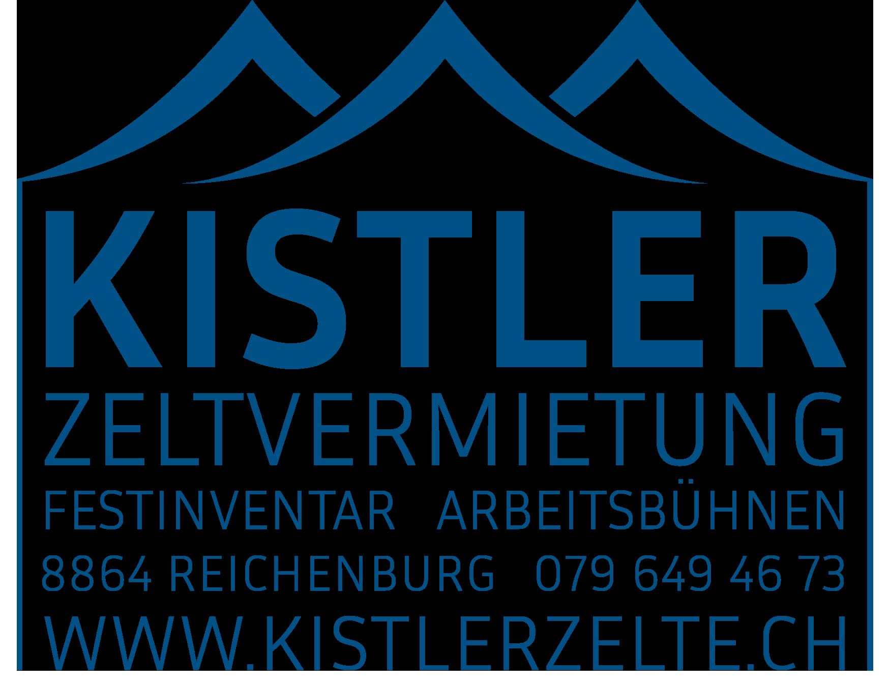 Kistler Zeltvermietung Logo